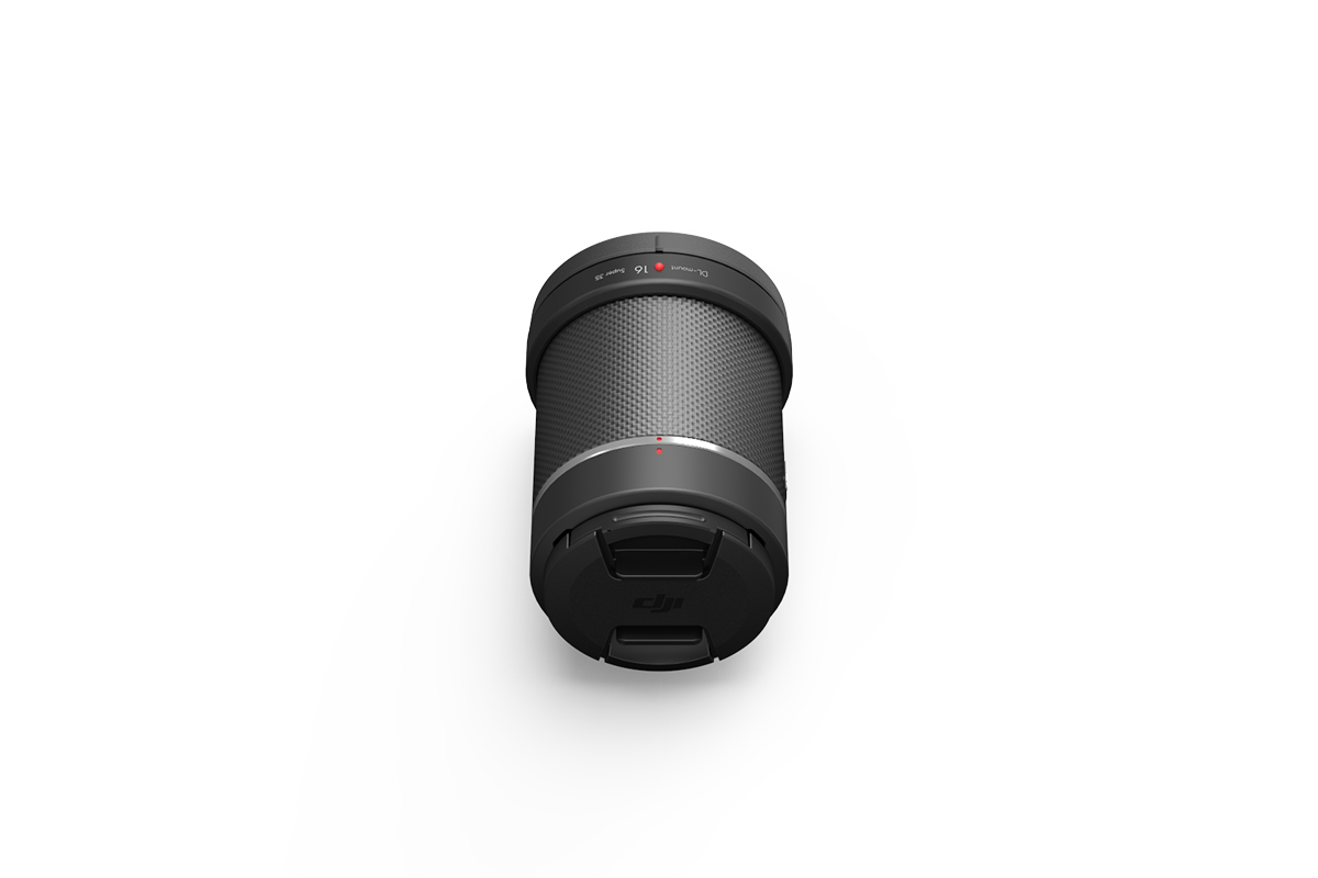 Zenmuse X7 16mm F2.8 ND ASPH Lens