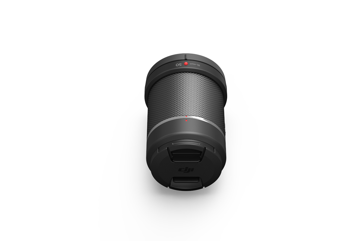 Zenmuse X7 50mm F2.8 LS ASPH Lens