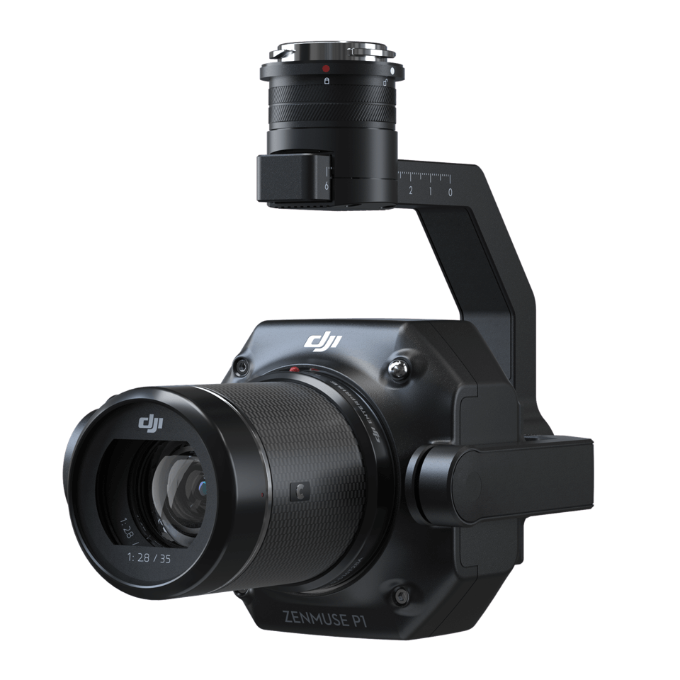 DJI Zenmuse P1 Camera Body