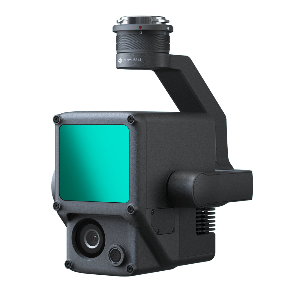 DJI Zenmuse L1 Camera Body