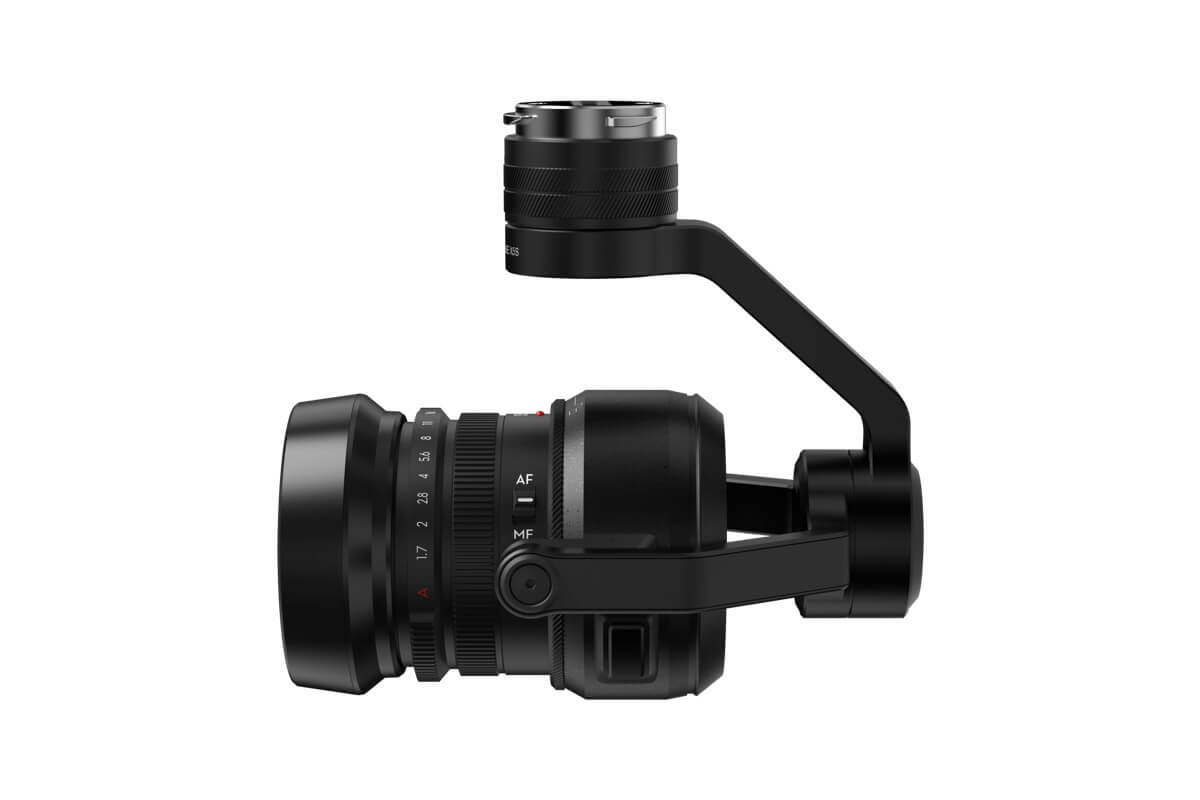 DJI Zenmuse X5S Camera with lens