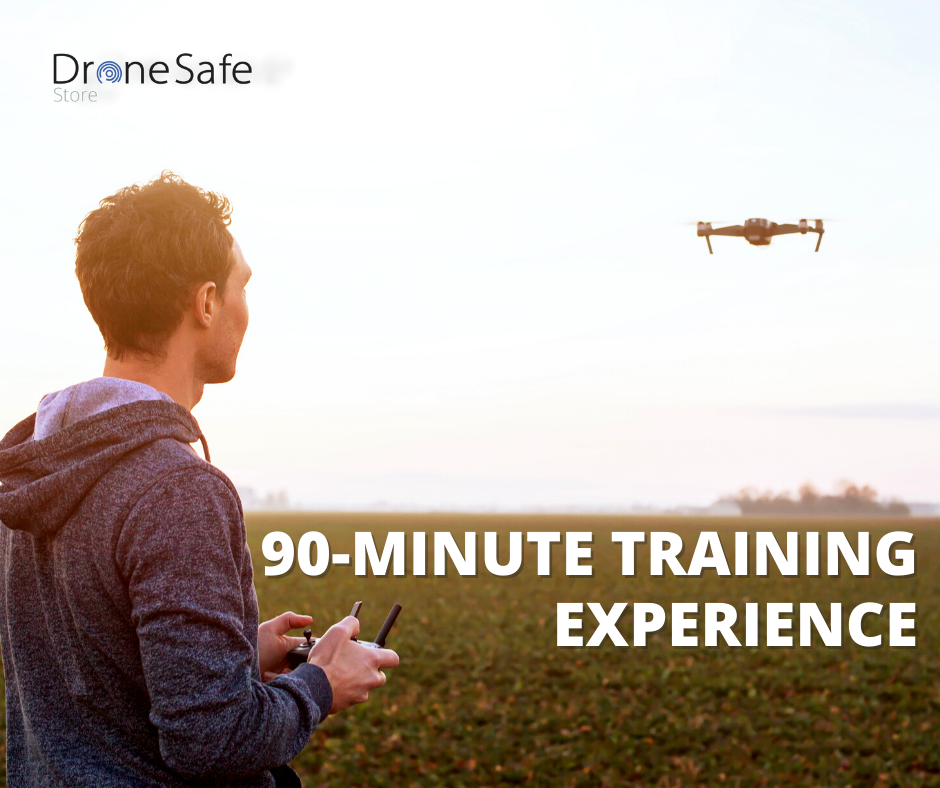 90 Minute Drone Flight Experience