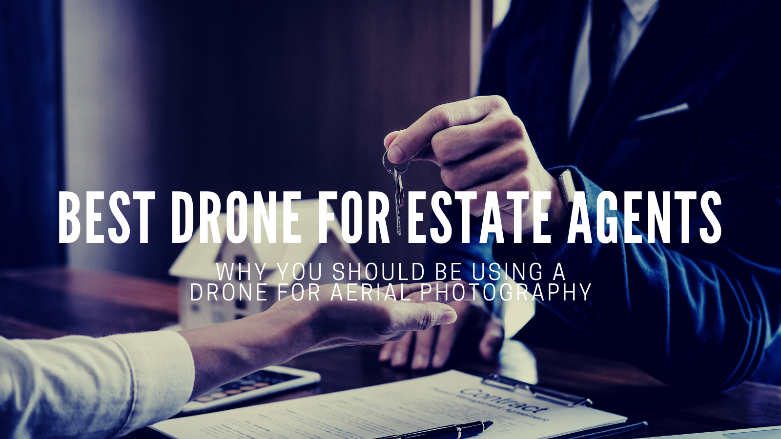 Best Drone For Estate Agents