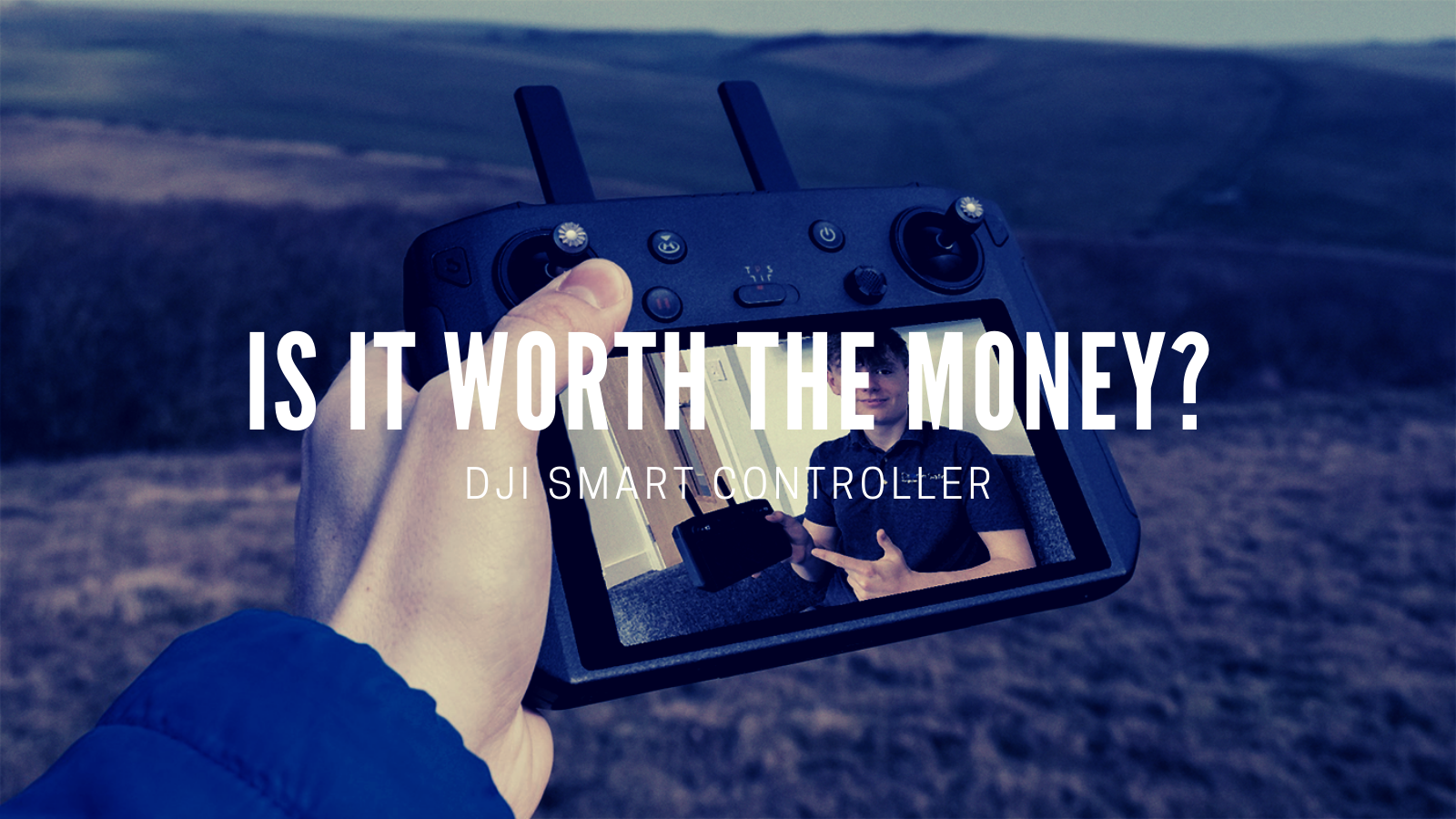 Is The DJI Smart Controller Worth It?