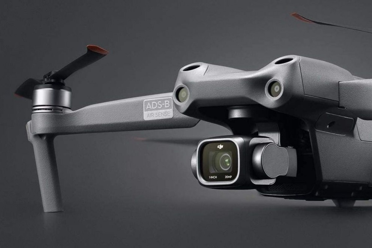 DJI Air 2S combines the DJI Mavic Air 2's compact design