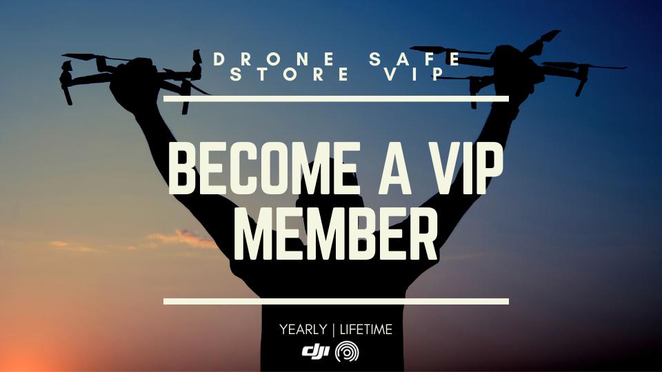 Become a DJI VIP