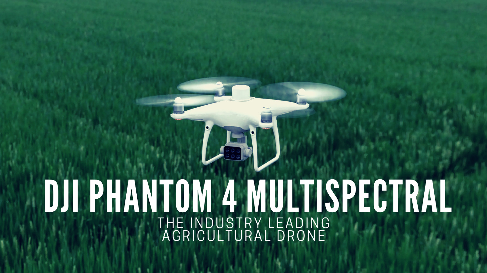 The Best Drone For Agriculture